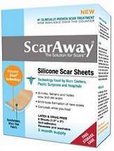 ScarAway Silicone Scar Sheets Review